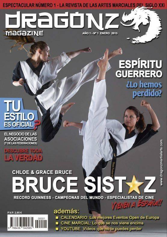 Dragonz Magazine edición digital 01